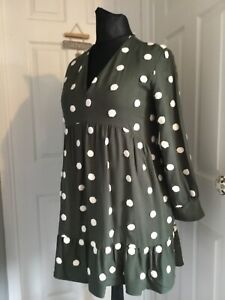 Zara boho dress Size L ( Size 14 )