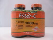 Ester-C 1000mg with Citrus Bioflavonoids 90 + 90 Free American Health Products 9