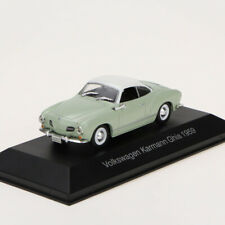 IXO 1:43 Volkswagen Karmann Ghia 1959 Diecast Model Car Toy Collectible