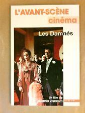 L'AVANT SCENE CINEMA N° 501 / 2001 / LES DAMNES / LUCHINO VISCONTI / TR BON ETAT
