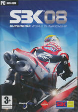 SBK 08 Superbike World Championship Racing PC Game NEW!