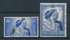 [56046] Great-Britain 1948 good set Used Very Fine stamps $55