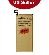 3800mAh High-Capacity Gold Battery for Samsung Galaxy S6 Edge+ Plus G928F G9280