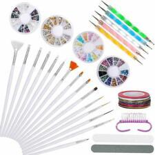 Nail Art Brush Set, Nail Art Painting Polish Design Kit,Decorating Tool Kit