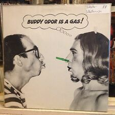 [ROCK/POP]~NM LP~The BUDDY ODOR STOP~Is A Gas~[Original 1979~NETHERLANDS~IMPOR