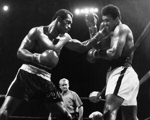 1976 Cassius Clay MUHAMMAD ALI vs KEN NORTON Glossy 8x10 Photo Print Poster