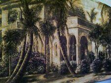 "CUBA  - ""OLD HAVANA"" Tapestry Wall Hanging CUBA"