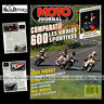 MOTO JOURNAL N°849 SUZUKI GSXF ★ HONDA CBR 600 F ★ KAWASAKI GPX R WARBIRD 1988