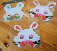 LOT 3 masques de chat  fête deguisement