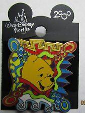 Disney Wdw Kooky Cutouts Winnie the Pooh Pin
