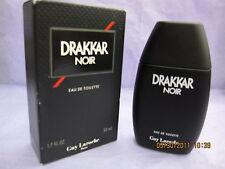 DRAKKAR NOIR GUY LAROCHE by COSMAIR INC 1.7 FL oz / 50 ML EDT Splash In Box