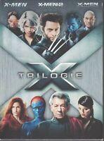 X-Men Trilogie Coffret Dvd Marvel