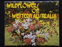 Wildflowers Of Western Australia A Pitt Card View Folder Postcard (P232)