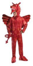 Déguisements costumes rouge pour garçon, taille 7 - 8 ans