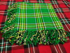 T.C traditionnel Ireland tartan laine MOUCHE Plaid / National / kilt
