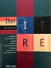 TRECCANI ITER N.1