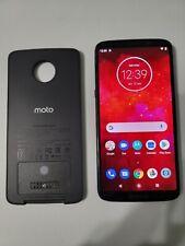 New listing Motorola Moto Z3 Play Xt1929-4 64Gb Gsm Unlocked with Power Mod #H46