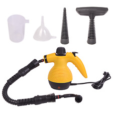 New Listing1050W Portable Steam Cleaner Handheld Steamer for Household Car Cleaning Carpet