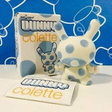 """Kidrobot Dunny 3"""" Colette Series Colette Chase (Ratio ?:??) Rare"""
