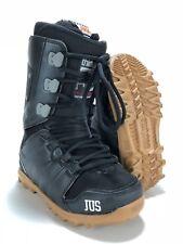 NEW - THIRTY TWO LASHED BRADSHAW X JUS LIV Snowboard Boots Mens 5 Black Gum 2012