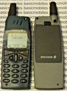 Ericsson R320 BLUE DUMMY NON WORKING DISPLAY MODEL Mobile Phone