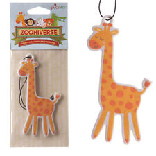 Giraffe Car Air Freshener gift for home van cute banana scented novelty freshner