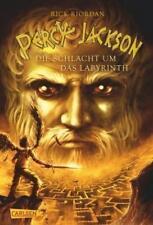 Die Schlacht um das Labyrinth / Percy Jackson Bd.4 von Rick Riordan (2011)