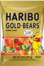 Haribo gold bears 100 Packets (227g) each