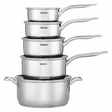 Tefal Intuition A702S544 Stainless Steel 5 Piece Induction Set