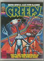 CREEPY #119 ~ VF 1980 WARREN MAGAZINE ~ ALEX NINO CLASSICS ~ TRIBUTE SPECIAL