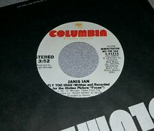 Janis Ian – Fly Too High ~ Promo ~ (VG+)