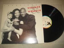 Womack & Womack - Conscience  Vinyl  LP Greece