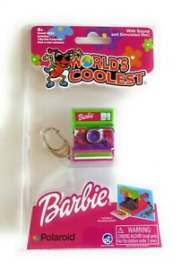 Worlds Coolest Barbie Polaroid Camera