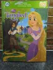 Leap Frog 'Tag' Activity Storybook ~ Disney's TANGLED