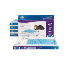 Nib PetSafe ScoopFree Replacement Blue Crystal Litter Tray 6-Pack Fast Shipping