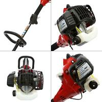 reconditioned 2-cycle 26 cc straight shaft gas trimmer | string grass weed lawn