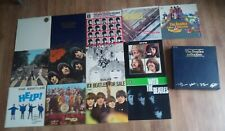 The Beatles - Blue Box Collection Made in Sweden