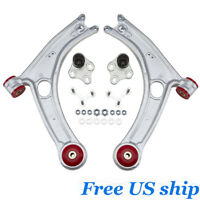 Front Lower Control Arm With PU Bushing & Ball Joint For 2012+ VW Golf R GTI MK7