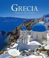 """Grecia. Edizione  illustrata, (splendide foto)-Editore """"Sassi"""" 2018-SIGILLATO"""