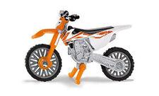 1391 Siku KTM SX-F 450 Motorrad