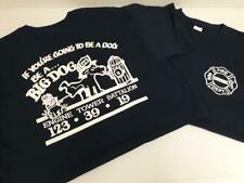"Chicago Fire Department Engine 123 ""Big Dog"" Shirt"