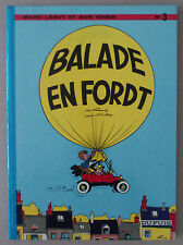 FRANCIS / TILLIEUX  ** MARC LEBUT 3. BALADE EN FORD T  ** EO DOS ROND 1970 NEUF!