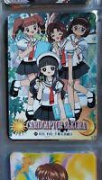 clamp card captor sakura pp card 45