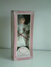 Windsor Collection Hand Painted Porcelain Doll , Boxed