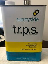 1 Gallon T.R.P.S. Paint Solvent Paint And Varnish Thinner