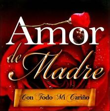 VARIOUS ARTISTS - AMOR DE MADRE CON TODO MI CARI¤O NEW CD