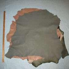 5 Skins 25+ sf Economy Sheepskin & Goatskin Leather Hides Scout School Projects
