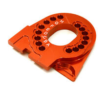 Integy Aluminum Motor Mounting Plate : Traxxas TRX-4 C28082RED