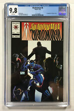 Shadowman #8  CGC 9.8  Valiant Comic  1st Master Darque  1992