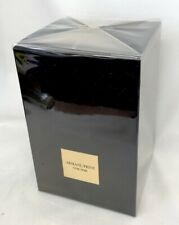 ARMANI PRIVE * CUIR NOIR * 8.45/8.5 oz (250ml) EDP INTENSE Spray * NEW & SEALED